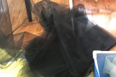 Blogging with Babies 6 yards of tutu