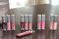 Blogging with Babies Ulta Unboxing: Brilliantly Beautiful Lip Gloss