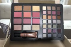 Blogging with Babies Ulta Unboxing: Pretty and Polished Shadow and Blush Palettes