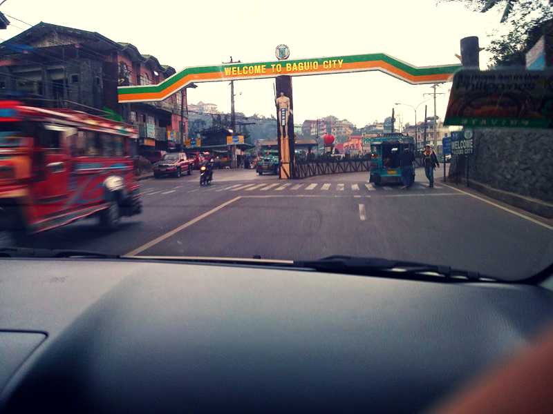 Welcome to Baguio City