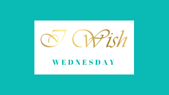 I Wish Wednesday: Oh to win the Lottery