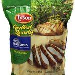 Tyson's Grilled Chicken Breast Strip
