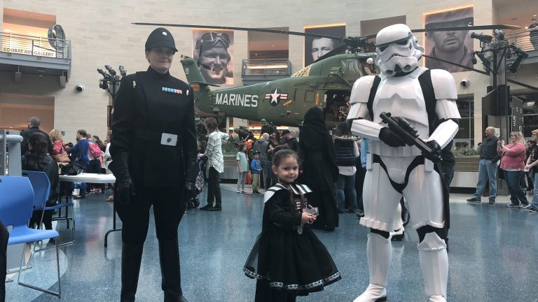 Princess Darth Vader: A Star Wars Mash-up Costume