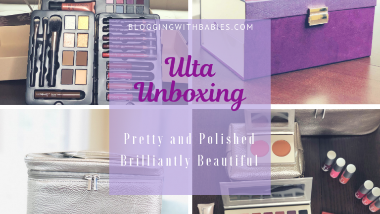 Ulta Unboxing: Pretty and Polished and Brilliantly Beautiful