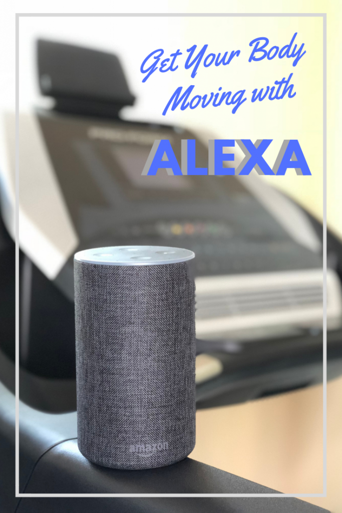 Blogging with Babies Get Your Body Moving with Alexa