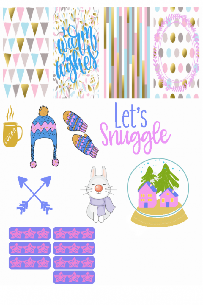 Blogging with Babies Making Stickers Using Cricut
